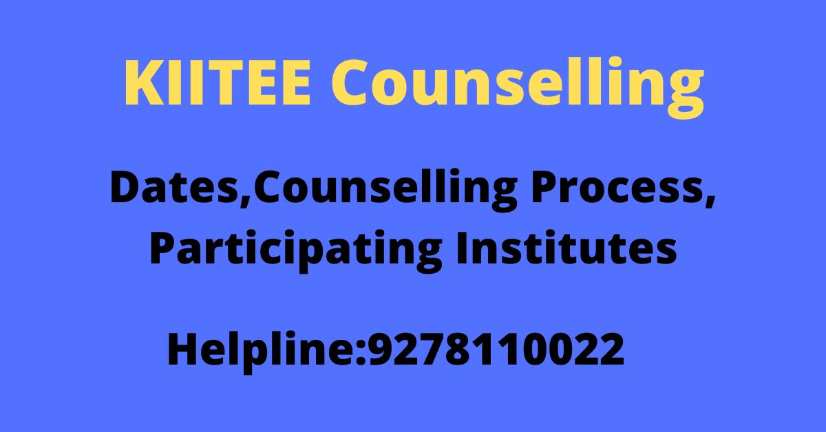 KIITEE Counselling