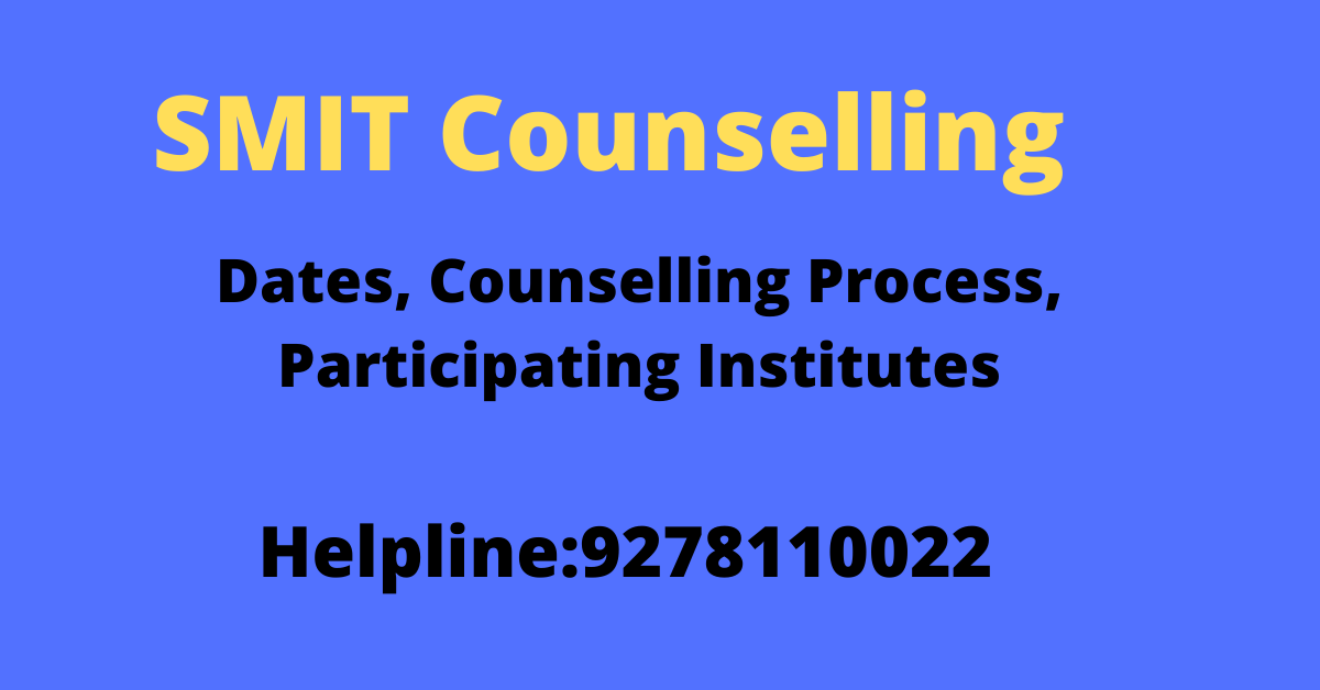 SMIT Counselling